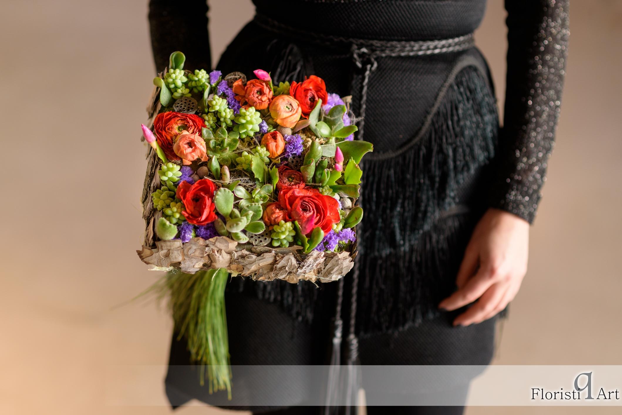 Scrisoare catre tine, florista din noua generatie